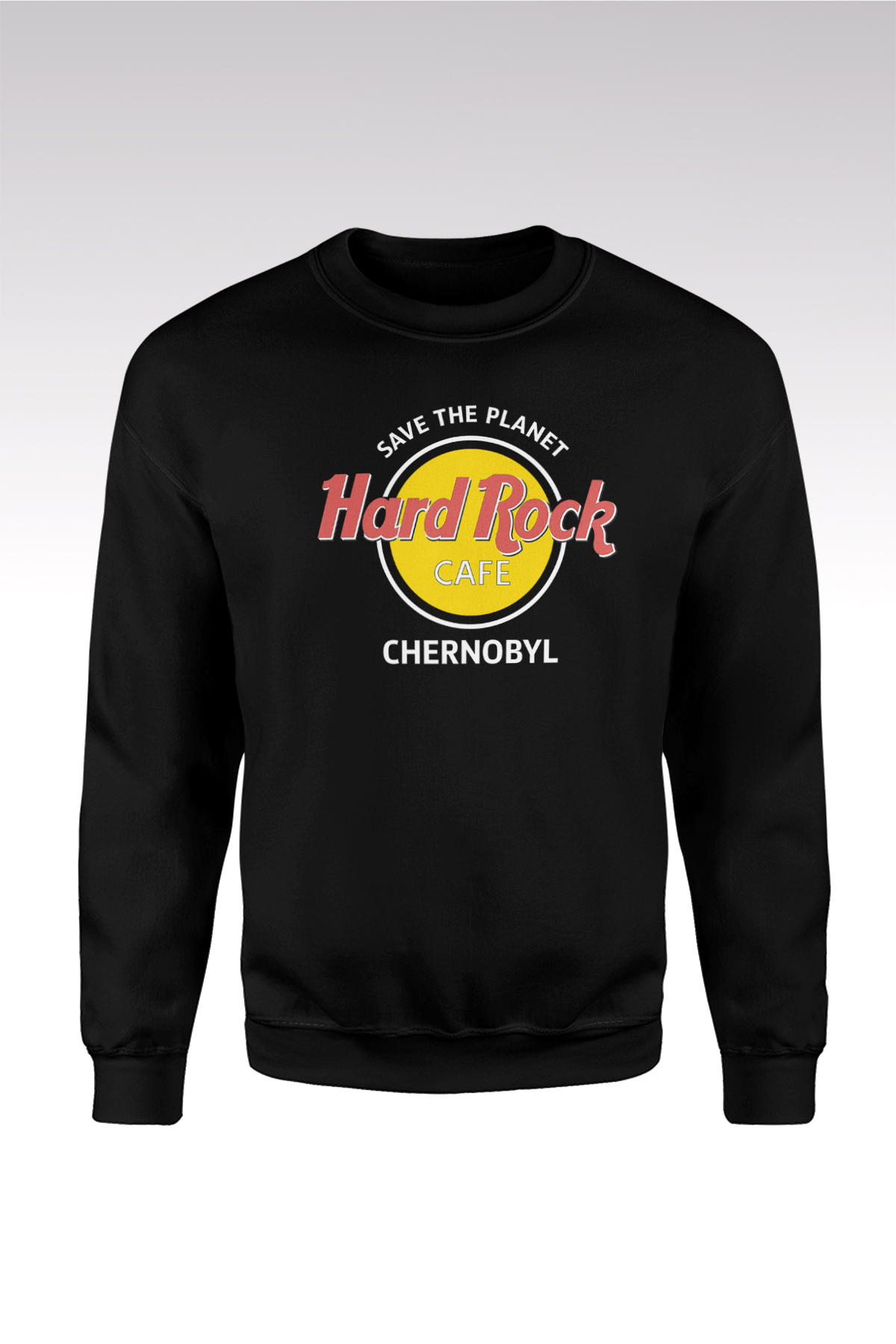 Hard Rock Cafe 58 Siyah Sweatshirt